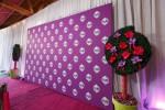 баннер для фотографий на свадьбу