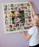 Печать на холсте ребенку